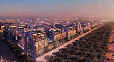 Masdar Completed