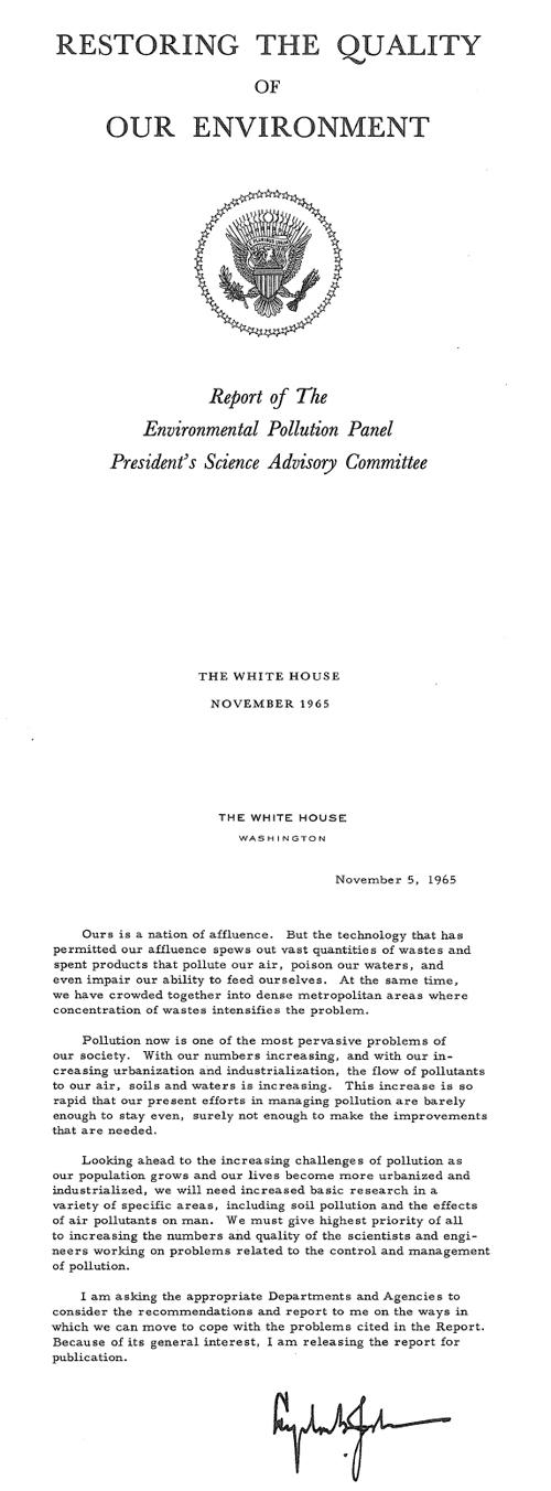 White House 1965