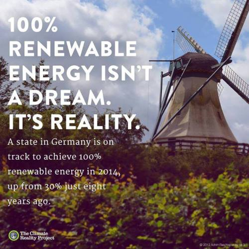 Climate Reality Renewable Energy