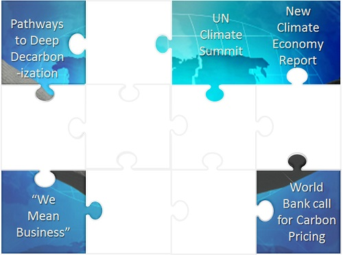 UN Climate Summit Jigsaw