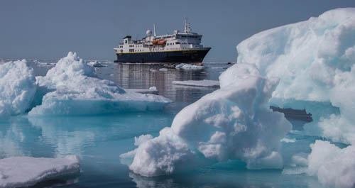 Ship and Ice