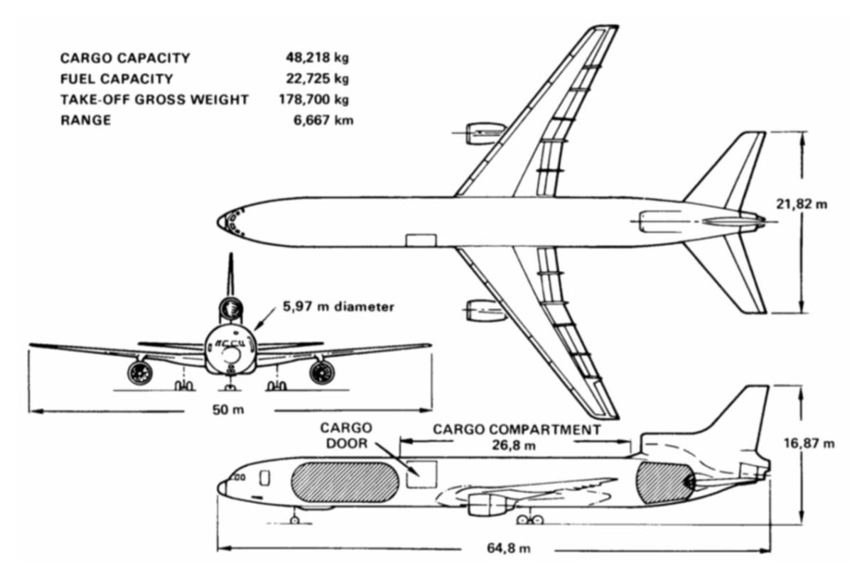 Lockheed Hydrogen