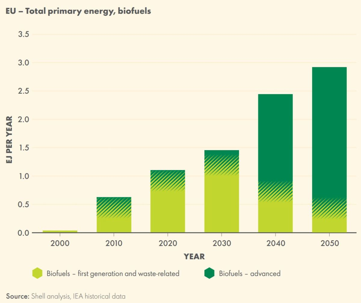 Biofuels EU